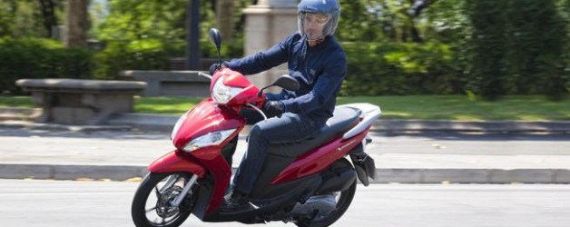 2012 New Honda Vission 110