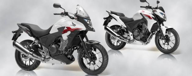 2014 CB 500X – CB 500F