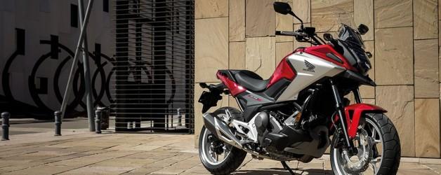 2016 New Honda NC750 series