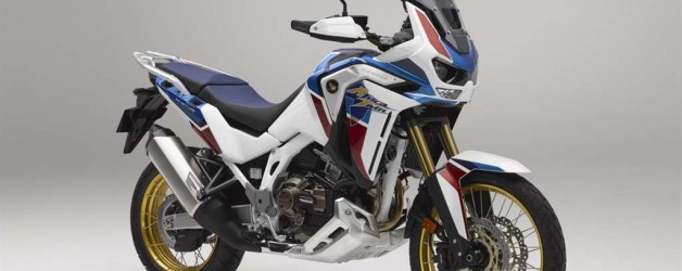 New 2020 Africa Twin Adventure Sports